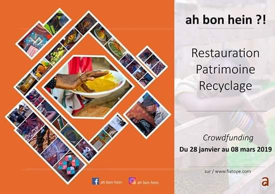 Campagne de crowdfunding de Ah bon hein ?!