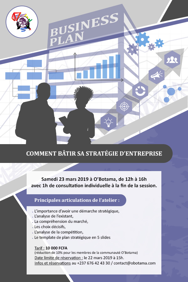 bâtir sa stratégie d'entreprise