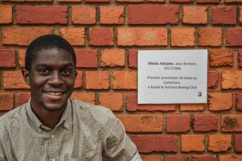 Interview de Landry KAMGA, porteur du projet «ah bon hein?!»