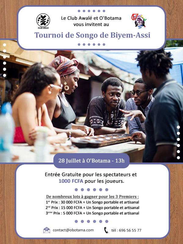 Tournoi de Songo