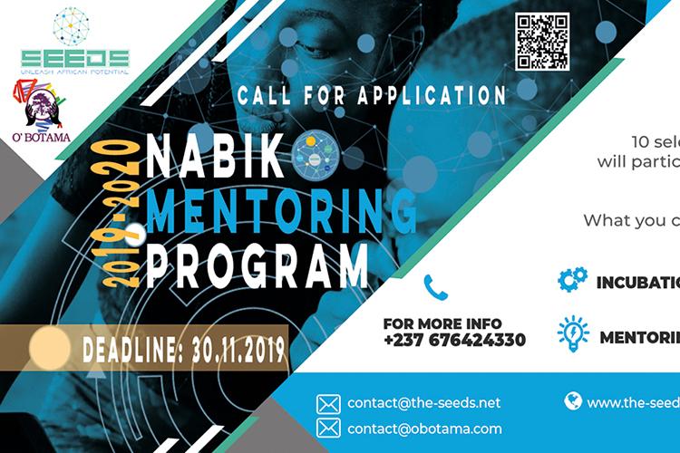 Programme de mentoring Nabiko 2019-2020